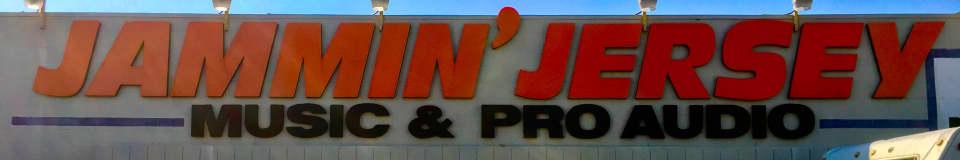 Jammin' Jersey Music & Pro Audio