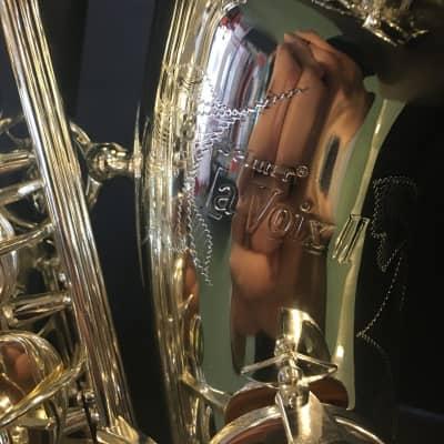 "Selmer SAS208R ""La Voix II"" Alto Sax"
