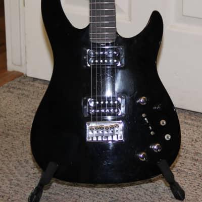 Brian Moore i88.13 MIDI Guitar 2000s Black for sale