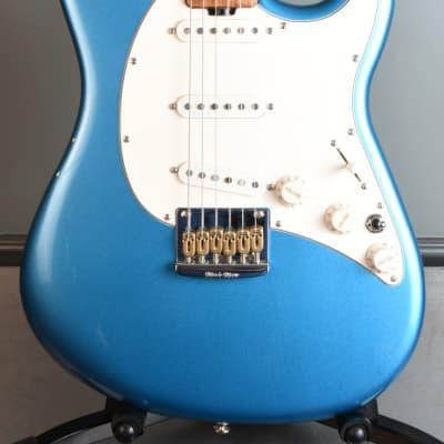 2020 Ernie Ball Music Man Hunter Hayes Cutlass Tahoe Blue for sale