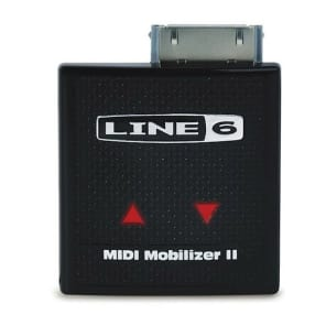 Line 6 MIDI Mobilizer II Interface