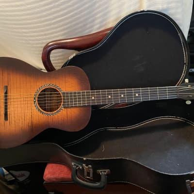 Avalon vintage parlor guitar sunburst for sale