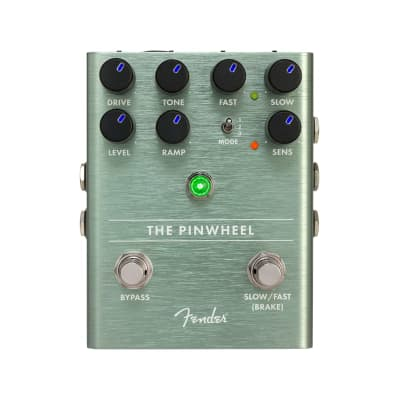 NEW Fender The Pinwheel Rotary Speaker Emulator for sale
