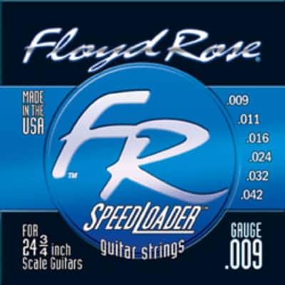 Floyd Rose Sls1009   Shpk   Muta Corde Per Chitarra Elettrica   09/42   Scala 24.75 for sale