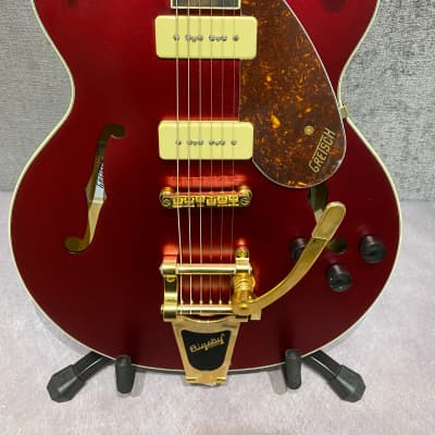 Gretsch G2622TG-P90 Limited Edition Streamliner 2019 Candy Apple Red