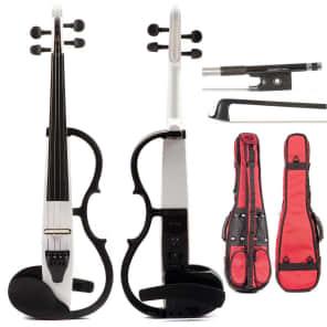 Yamaha SV-130PW Silent Violin