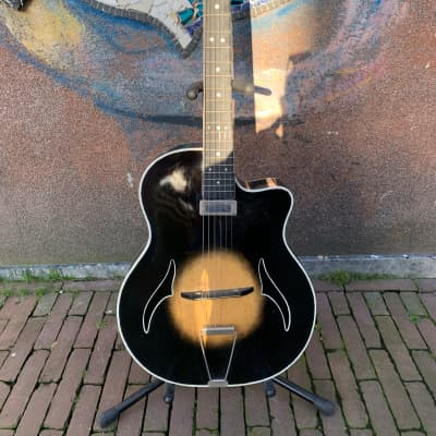 Famos Jazz 50's Sunburst for sale