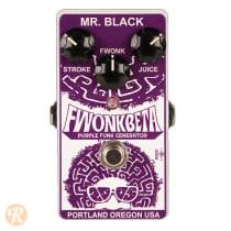 Mr. Black Fwonk Beta Funk Generator Envelope Filter 2010s Graphic image