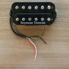 Seymour Duncan Pearly Gates Neck and Bridge Humbucker Set Black