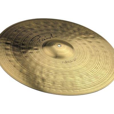 "Paiste Signature 20"" Full Ride Cymbal"