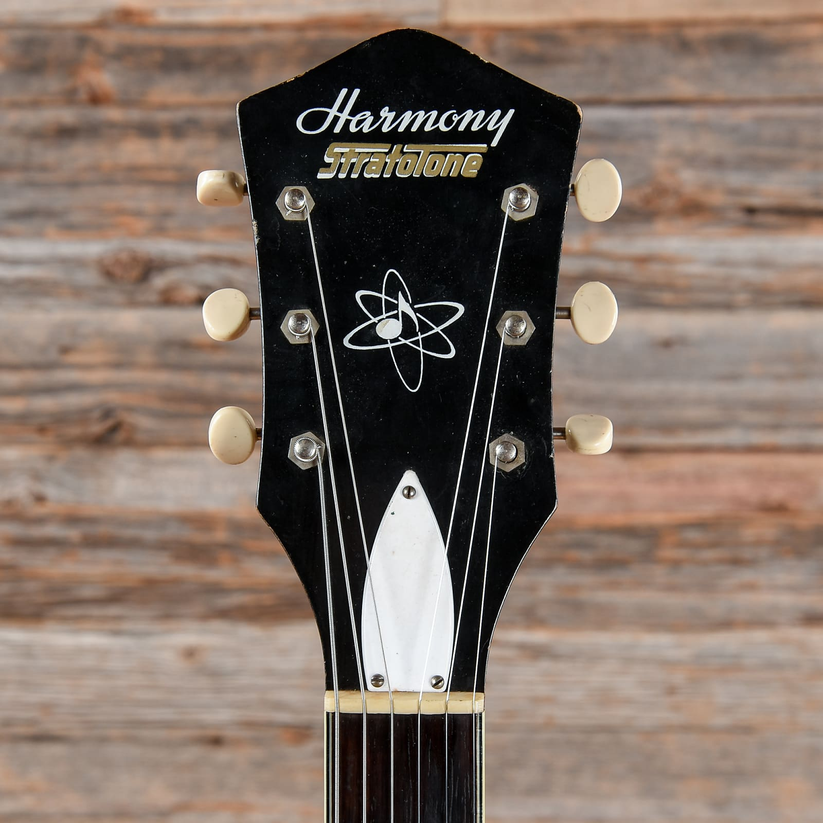 Harmony Stratotone Natural 1959 on