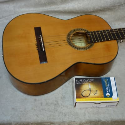 Lonestar Lone Star San Marcos classical flamenco acoustic guitar w/ K&K piezo for sale