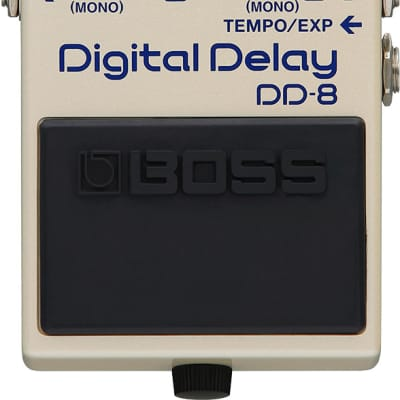 Boss DD-8 Digital Delay Guitar Effect Pedal for sale