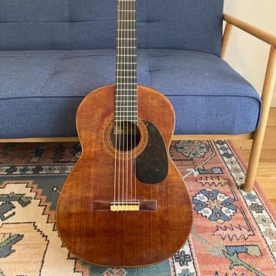 Greg Smallman 'Shannon Dale' Classical Guitar 1975 (non lattice) for sale