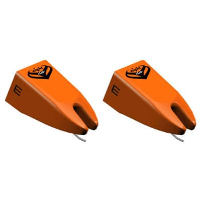 Ortofon Nightclub MKII Twin Replacement Stylus Set / Authorized Dealer