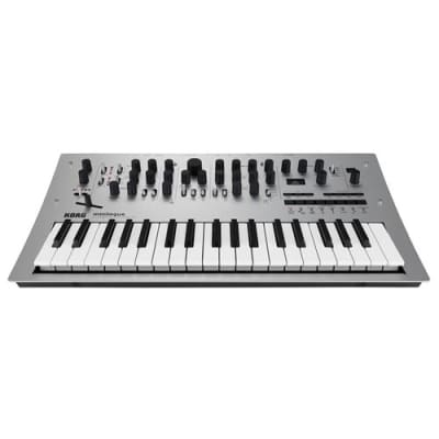 Korg Minilogue 4 Voice Polyphonic Analog Synthesizer with 200 Presets