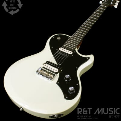 Shergold Provocateur SP02-SD Electric Guitar in Dirty Blonde w/Deluxe Softcase for sale