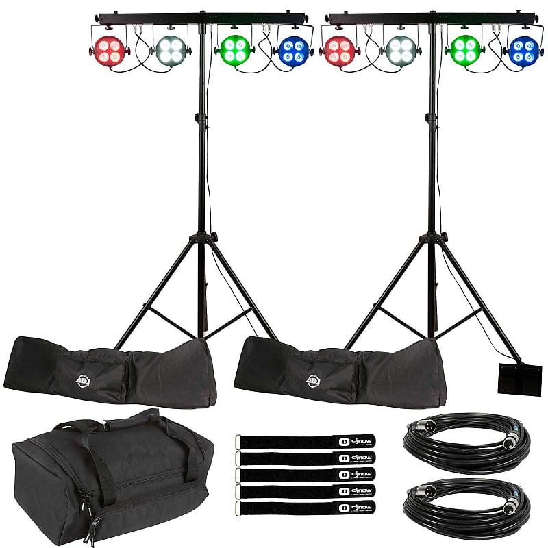 American DJ ADJ Starbar Wash Complete RGBW LED DMX Lighting