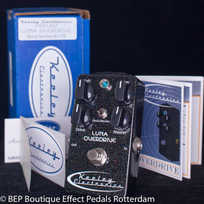 Keeley Luna Drive First Version s/n B1510 USA