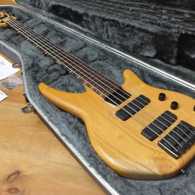 Status Graphite Energy 5-String Active Bass for sale