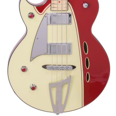 Backlund Rockerbox Bass LH for sale