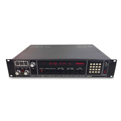 AMS RMX16 Digital Reverberation System
