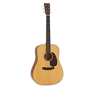 Martin Standard Series D-18 Acoustic Guitar Natural