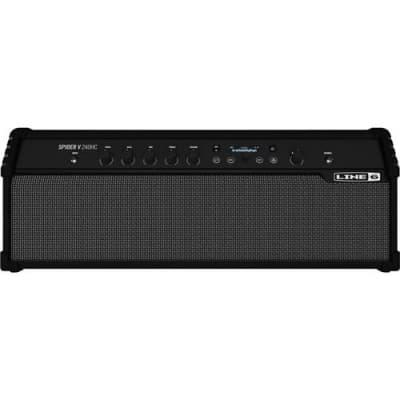 Line 6Spider V 240HC MkII 240-Watt Digital Modeling Guitar Amp Head