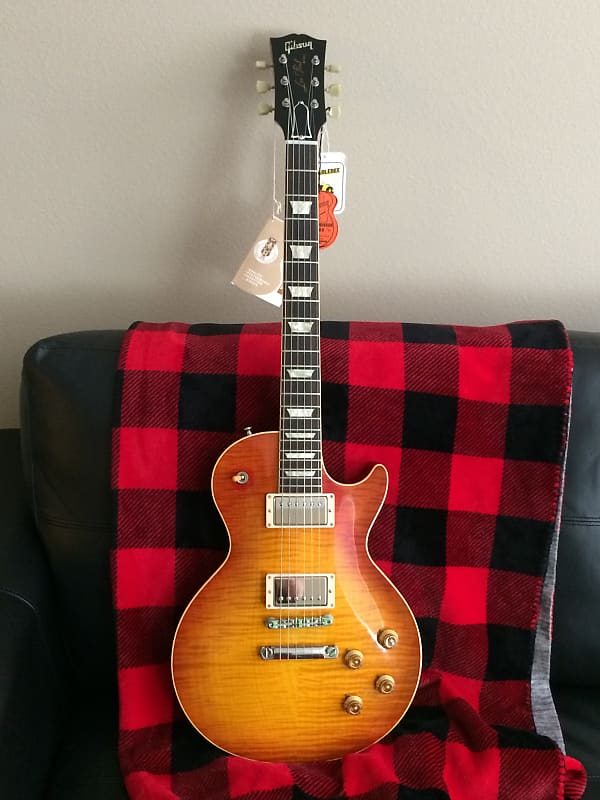 Rare Gibson Custom Les Paul 50th