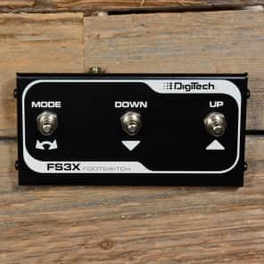 DigiTech FS3X Footswitch