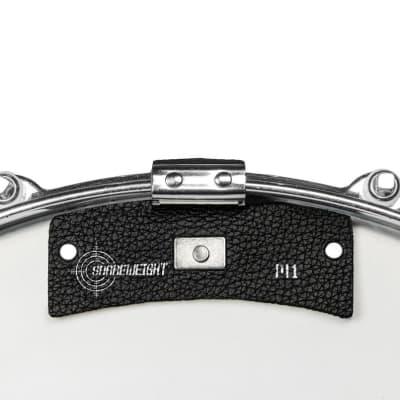 Snareweight M1b Drum Damper, Black