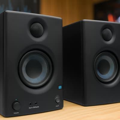"PreSonus Eris E3.5 BT 2-Way 3.5"" Active Studio Monitor (Pair) Bluetooth - Full Warranty"