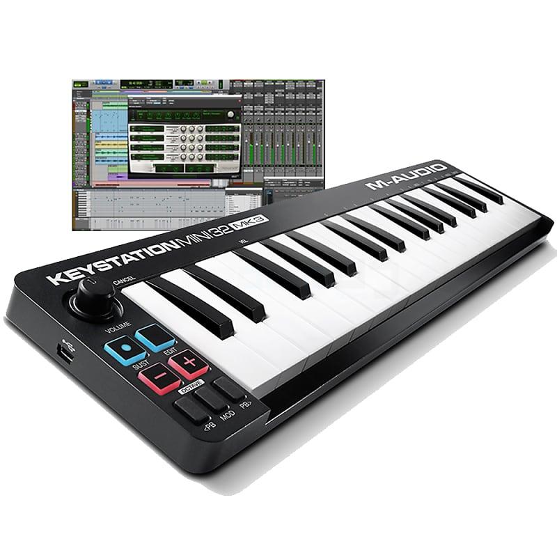 m-audio keystation mini 32 treiber mac