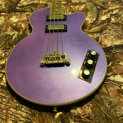 Epiphone Artist Series Allen Woody Rumblekat Bass