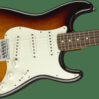 Fender Traditional MIJ Strat XII 12 string Electric Guitar, Rosewood Fingerboard, 3-Color Sunburst with Del for sale