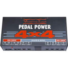 Voodoo Lab Pedal Power 4x4 Pedalboard Power Supply