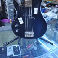 <p>ibanez  soundgear left handed black</p>  for sale