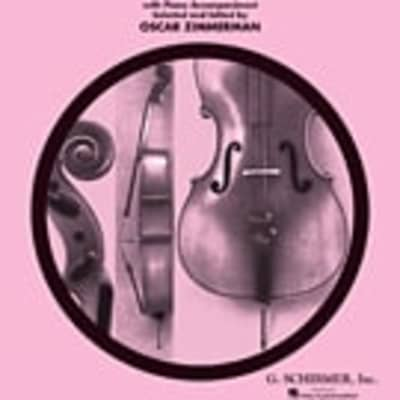 Solos for the Double Bass Player: Double Bass and Piano Accompaniment CD