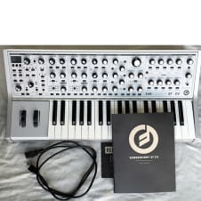Moog Subsequent 37 CV - Customer Return