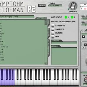 Ohm Force Symptohm PE Synthesizer