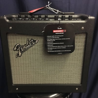 Fender Mustang 1 V2 >> Fender Mustang 1 V2 Reverb