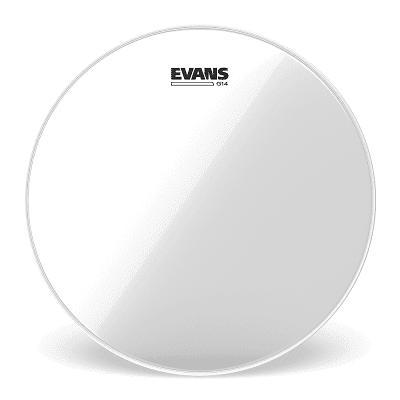 """Evans TT14G14 G14 Clear Drum Head - 14"""""""