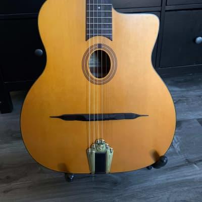 Cigano GJ-0 Gypsy Jazz Guitar w/case for sale