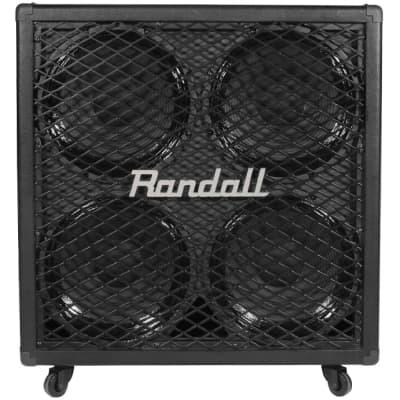 Randall RG412 4x12 200 Watts Guitar Speaker Cabinet - (B-Stock)