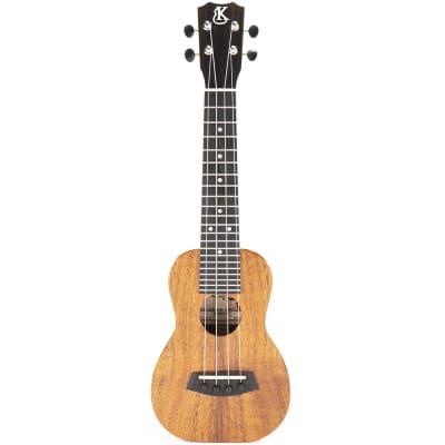 Kanile'a K1-S-G K-1 2019 Soprano Koa Ukulele (#1219-22270) - 1219-22270 for sale