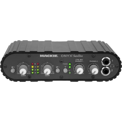 Mackie Onyx Satellite FireWire Audio Interface Module (No Base Station)