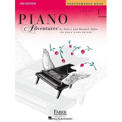 Piano Adventures: The Basic Piano Method - Performance Book Level 1 (2nd Edition)
