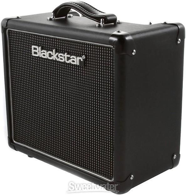 blackstar ht series ht 1r 1w 1x8 tube guitar combo amp reverb. Black Bedroom Furniture Sets. Home Design Ideas