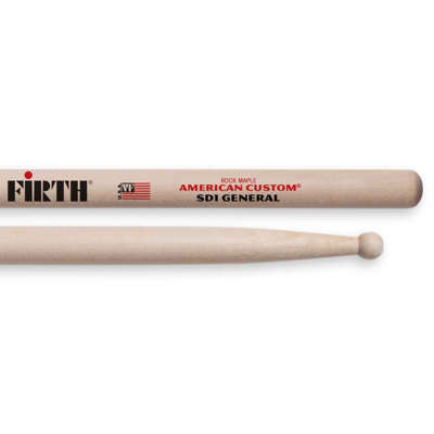 Vic Firth SD1 General Hickory Drumsticks