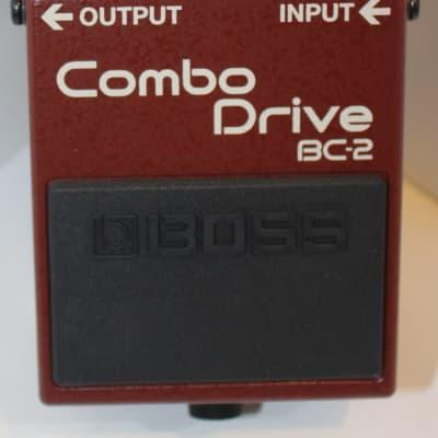 Boss Combo Drive BC-2 Pedal